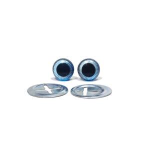 Oczka niebieskie 9 mm-1