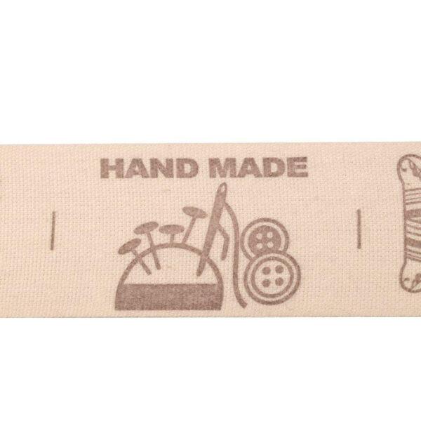 Tasiemka bawełniana hand made