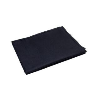 Tkanina bawełna czarna
