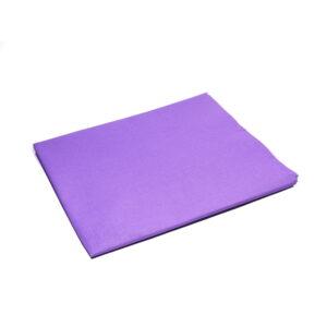 Tkanina bawełna fiolet