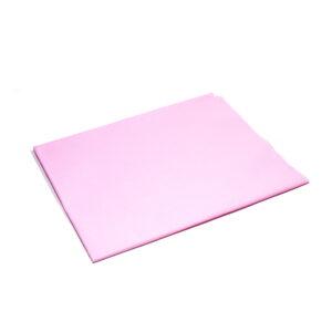 Tkanina bawełna różowa