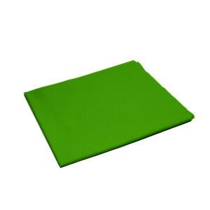 Tkanina bawełna zielona