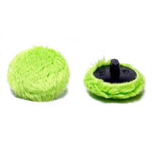 Guzik minky Jasmine green zielony