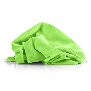 Polar minky gładki Jasmine green zielony
