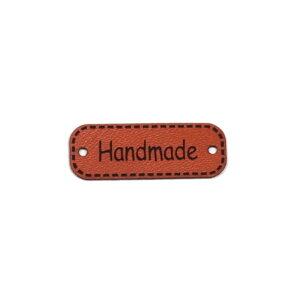 Przywieszka Handmade brązowa