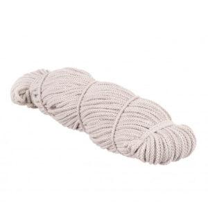 Sznurek bawełniany kremowy