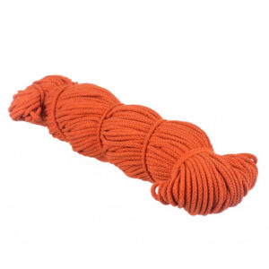 Sznurek bawełniany pomarańczowy