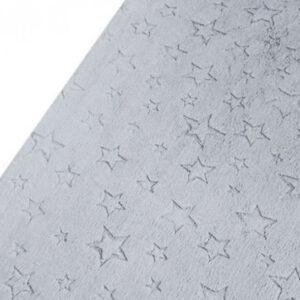 Polar Minky gwiazdki burnout High rise - srebrny