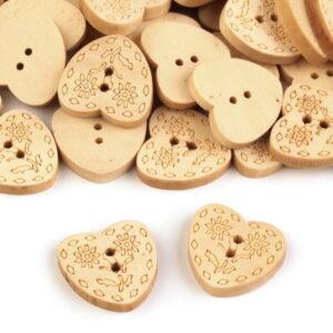 guzik-drewniany-serce-duze