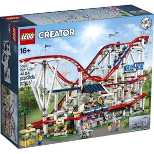 Klocki LEGO Creator Expert - Kolejka górska 10261