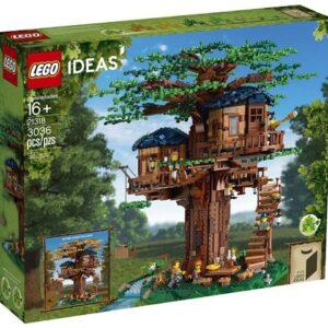 LEGO Domek na drzewie 21318