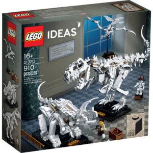 Klocki LEGO Ideas Dinosaur Fossils 21320